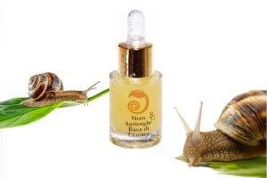 siero bava di lumaca snail green